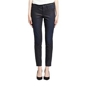 Mossimo coated Jeans mid-rise Jeggings